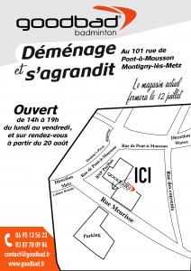 Ou trouver le magasin Goodbad de Montigny